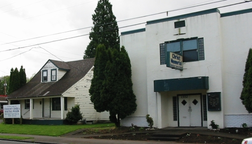 home of god church portland